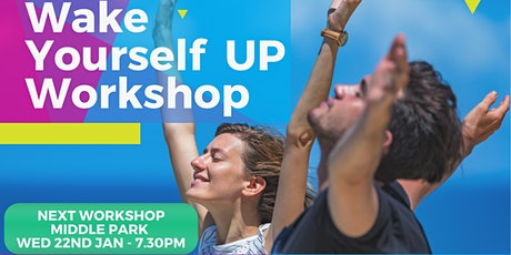 Wake Yourself UP Workshop tickets