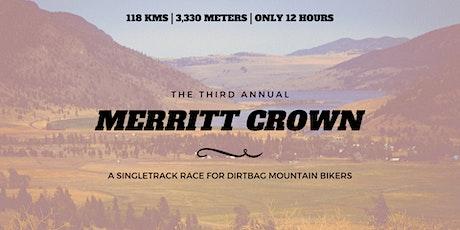 The Merritt Crown 2020 tickets