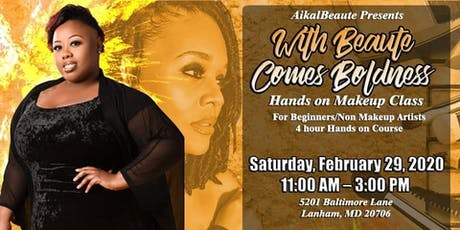 With Beaute Comes Boldness  tickets
