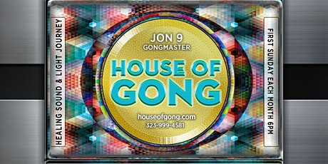 GONG Energy Portal - Opening 1st Sunday monthly tickets