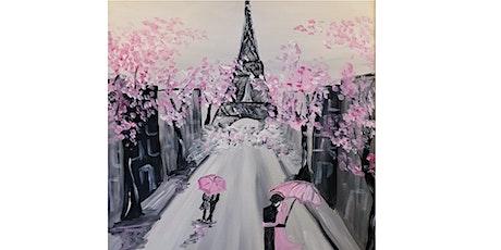 Spring in Paris - Plucka's Art Studio (BYO) tickets