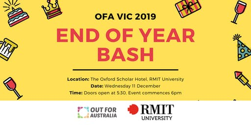 OFA VIC 2019 End of Year Bash