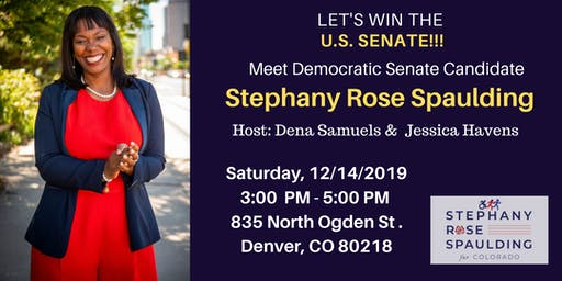 Let's Win the U.S. Senate with Stephany Rose Spaulding