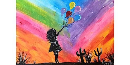 Balloon Girl - Kings Head Pub