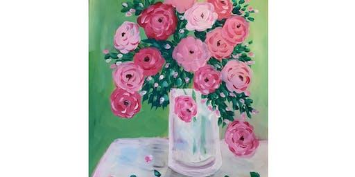 Pink Roses - Kings Head Pub