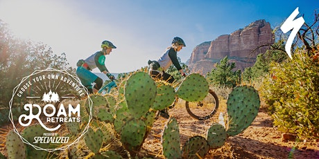 Roam Retreat @ Sedona AZ | A Coed MTB Vacation tickets