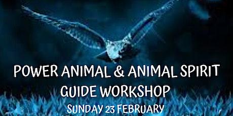 Power Animal & Animal Spirit Guides Workshop tickets