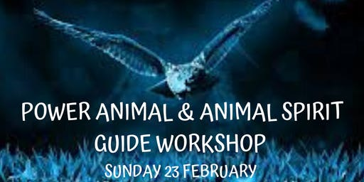 Power Animal & Animal Spirit Guides Workshop