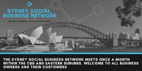 Sydney Social Business Network tickets
