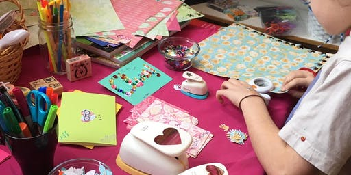 Drop-In Arts+Crafts+Making