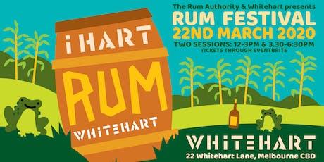 I Hart Rum Festival 2020 tickets