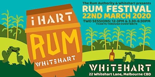 I Hart Rum Festival 2020