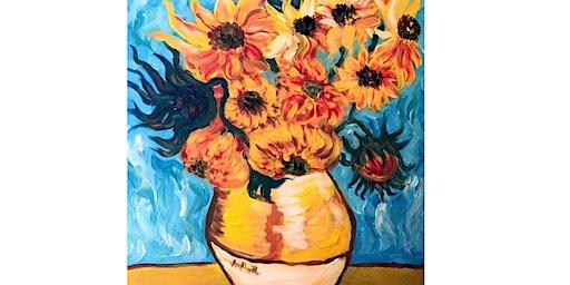 Sunflowers - Clock Hotel