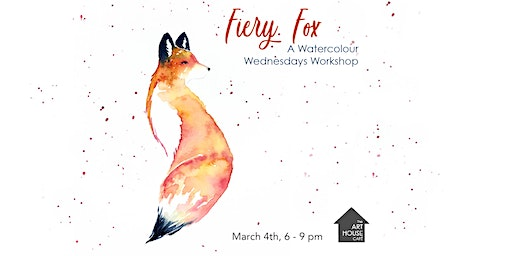 Fiery Fox - Watercolour Workshop