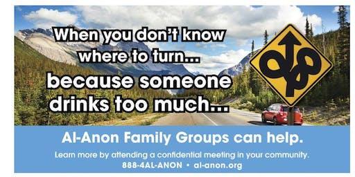 Taft Monday Night (Al-anon Family Groups)