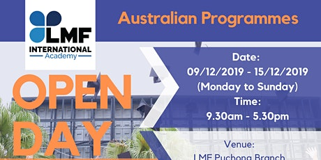 Study In Australia WITHOUT SPM BM SEJARAH CREDITS  tickets