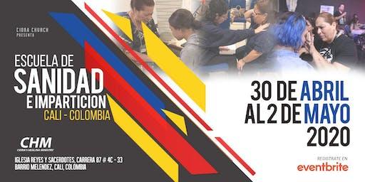 Escuela de Sanidad e Impartición CALI, COLOMBIA