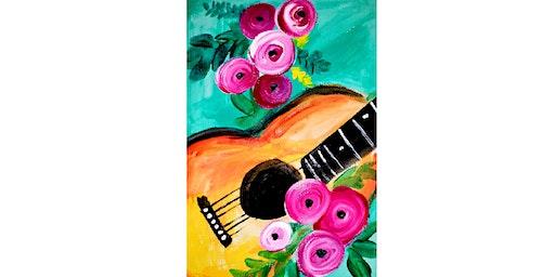 Guitars & Roses - Clock Hotel