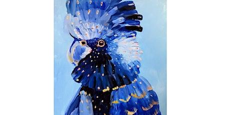 Blue Cockatoo - Clock Hotel tickets