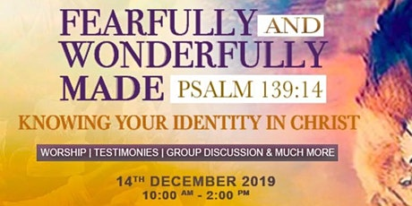 WSWU Fearfully & Wonderfully Made tickets