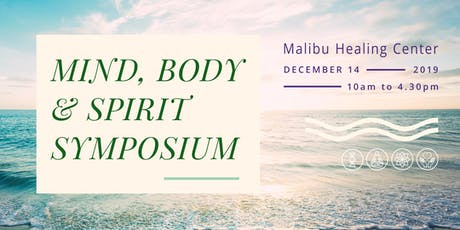 Mind, Body & Spirit Symposium tickets