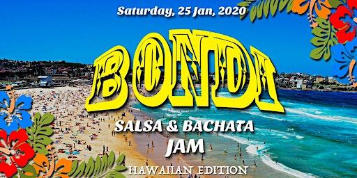 Bondi Salsa & Bachata Jam - Hawaiian Edition