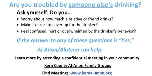 Parent Focus Group (Al-Anon Family Groups)
