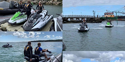 RYA Jetski (PWC) Instructor Conversion, Poole (Prices from £225pp)
