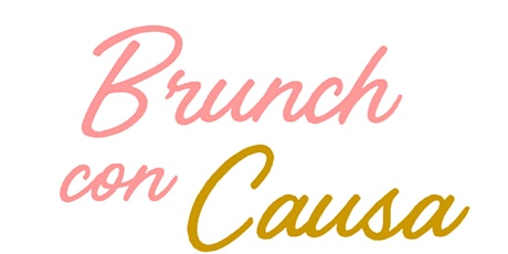 BRUNCH CON CAUSA tickets