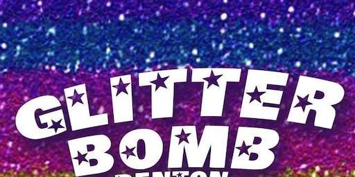Glitterbomb Denton @ Andy's Bar (Venue)
