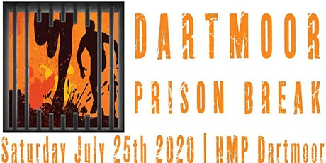 Dartmoor Prison Break 2020 tickets