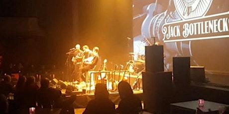 Jack Bottleneck + band tickets