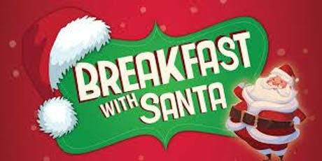 Breakfast & Lunch with Santa tickets