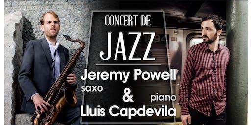 Jeremy Powell & Lluís Capdevila