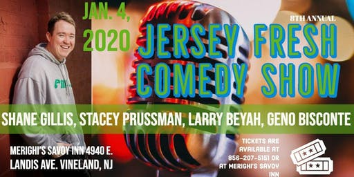 8th Annual Jersey Fresh Comedy Show