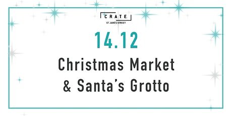 12 days of CRATEMAS - Day 2 Christmas Market tickets