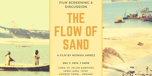 FILM SCREENING: The Flow of Sand
