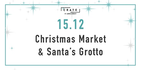 12 days of CRATEMAS - Day 3 Christmas Market tickets