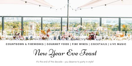 NYE Feast In a Luxury Penthouse With Views of All the Fireworks tickets
