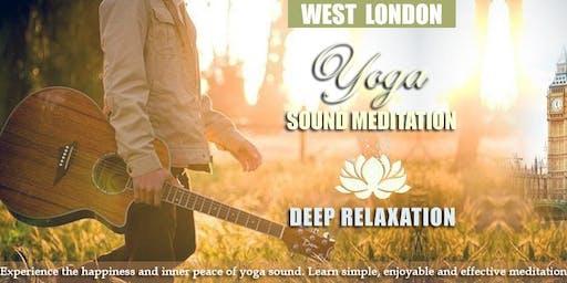 Meditation session in West London (Ealing)