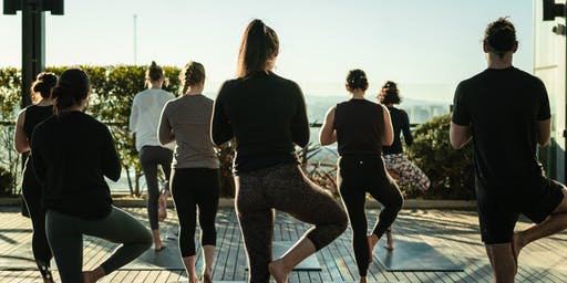 Let the Magic Move You Rooftop Yoga and Meditation
