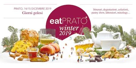 Tour eatPRATO WINTER 2019 - Aperitivo in Villa biglietti