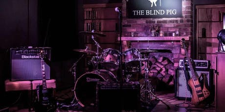 Xmas Jam Session at The Blind Pig tickets
