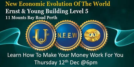 New Economic Evolution of the World PERTH tickets