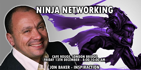 NINJA NETWORKING   Business Networking Tips   GROW YOUR BUSINESS tickets
