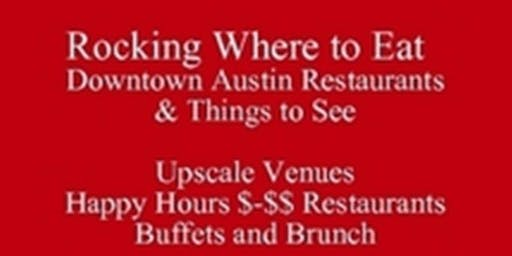 Rocking baesoe, Where to Eat Uptown Austin Restaurants, Near UT & Things to See Living in Austin or Visiting The University of Texas 512 821-2699