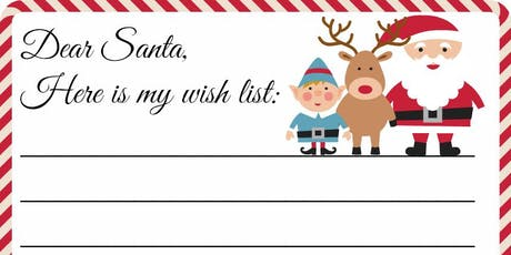 MyLocalMind Inc. Christmas Wishlist tickets