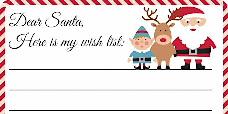MyLocalMind Inc. Christmas Wishlist tickets