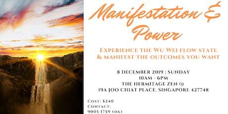 Manifestation & Power - Full Day Workshop tickets