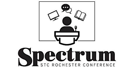 Spectrum 2020: The Expanding Spectrum of Technical Communication tickets